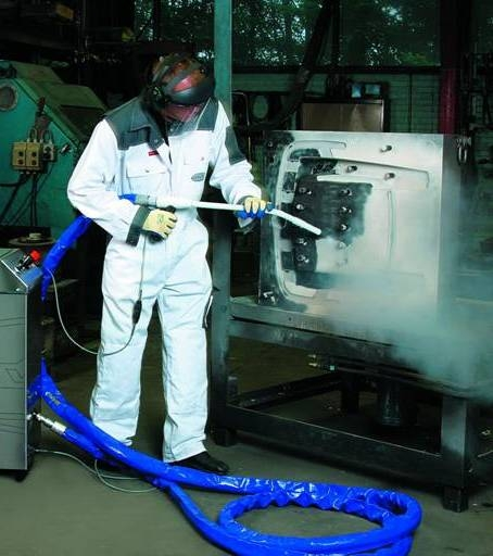 Dry Ice Cleaning Machinery